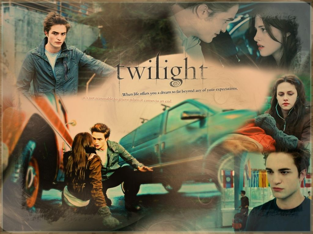 Twilight 3 Edward Bella Saga Crepusculo Saga