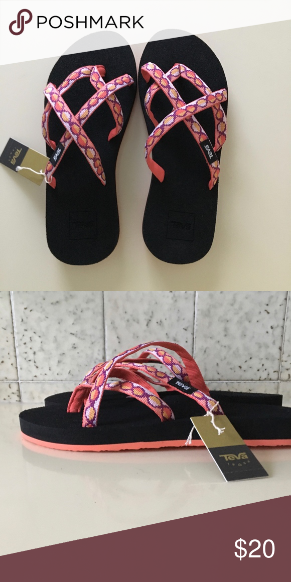 3238c3a8d3b2 New with tag Teva Olowahu Flip Flops 7 8 Color is called