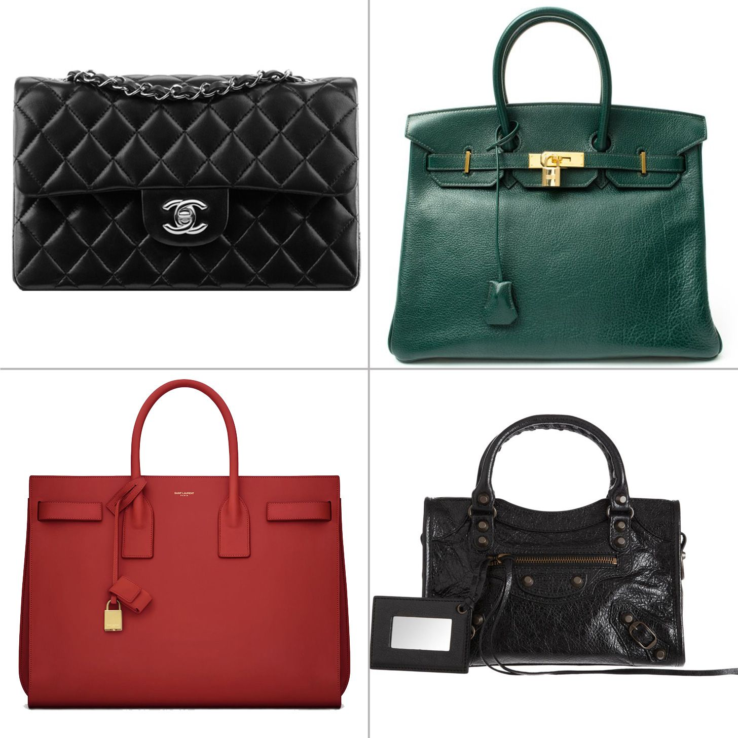 Which Classic Designer Bag Are You Bags Bags Designer Luxury Handbags