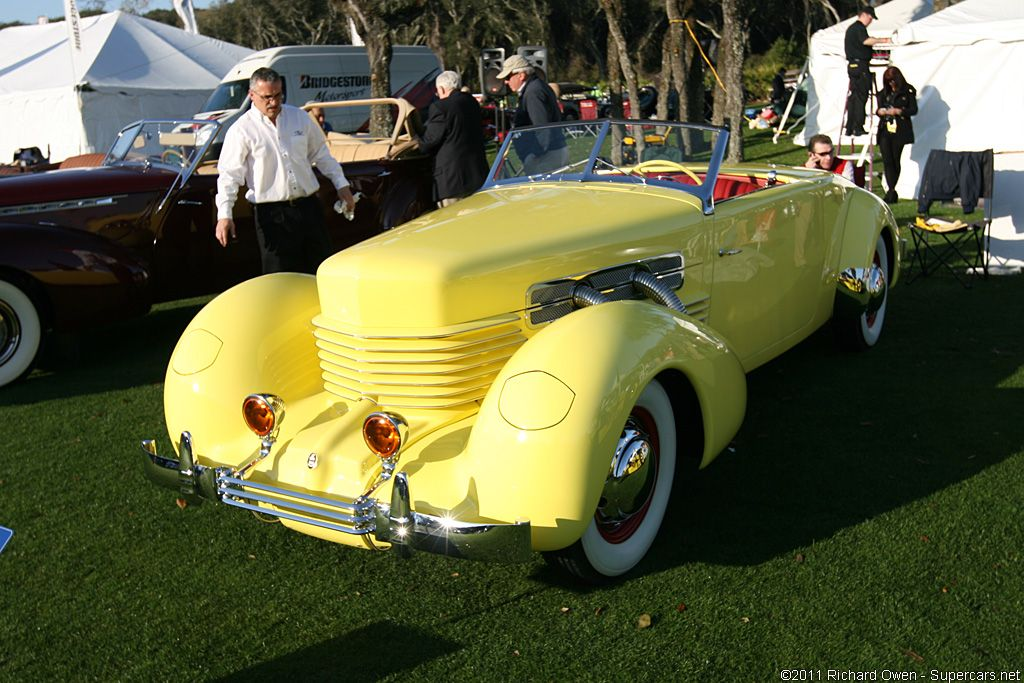 1937 Cord 812 S/C Sportsman Gallery For the Love of Cars