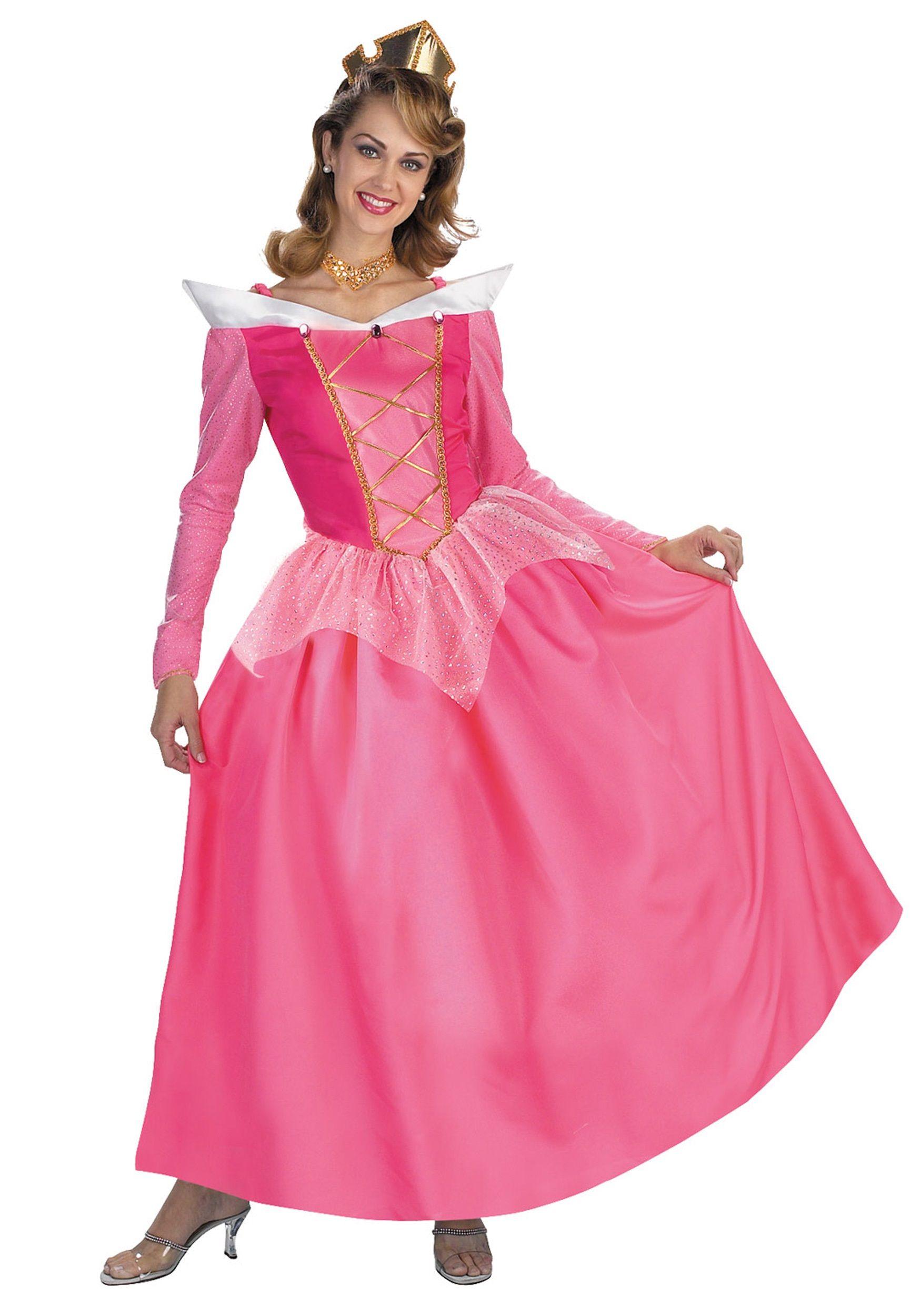 Sleeping Beauty Shrek Princess Blue Gown Fancy Dress Up Halloween Child Costume