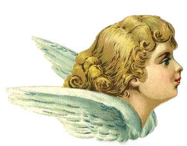 Til salgs gamle engler