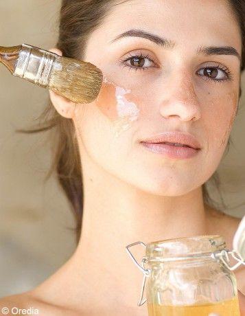 13 recettes de cosmétiques faits maison | Masque visage, Cosmétiques faits maison et Beauté