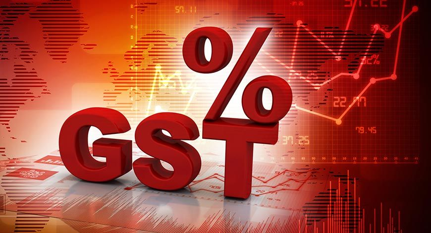 Gst Registration Replace All The Complicated Mazes Of Your Business Goods And Services Goods And Service Tax Indirect Tax