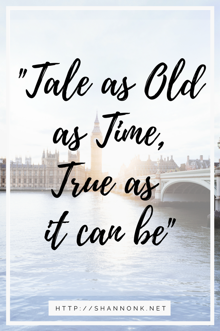 An Inspiring Quote From Beauty And The Beast To Leave You Feeling