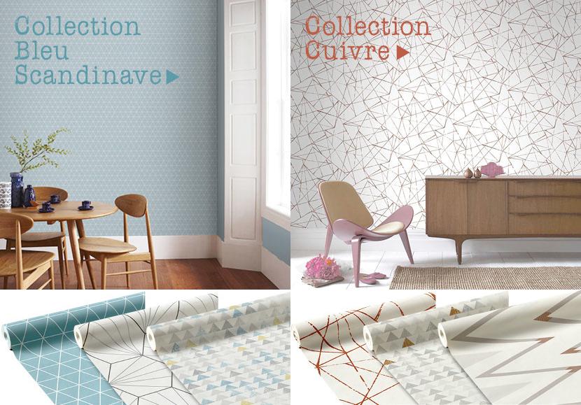 sophie ferjani pour murs dcouvrez sa collection de papiers. Black Bedroom Furniture Sets. Home Design Ideas