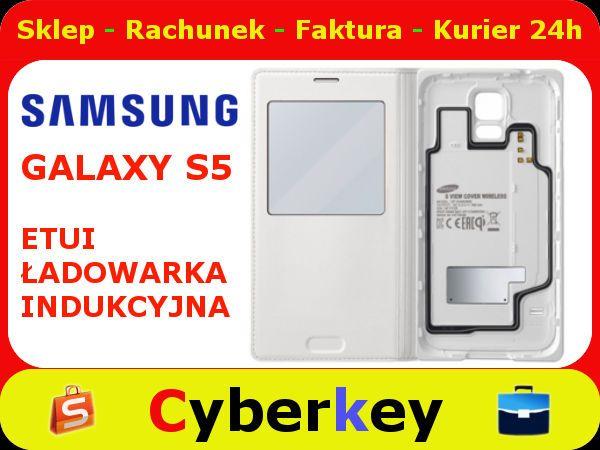 Ladowarka Indukcyjna Samsung Galaxy S5 Etui Org 5415529773 Oficjalne Archiwum Allegro Samsung Galaxy S5 Samsung Galaxy Galaxy S5