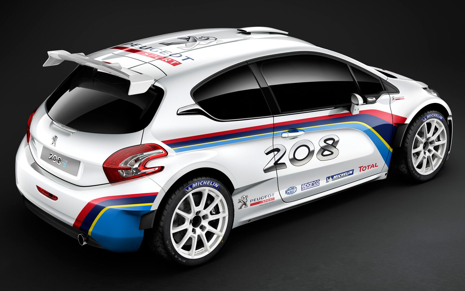 Peugeot Returns To Pikes Peak Competition After 24 Years Peugeot Rally Car Car
