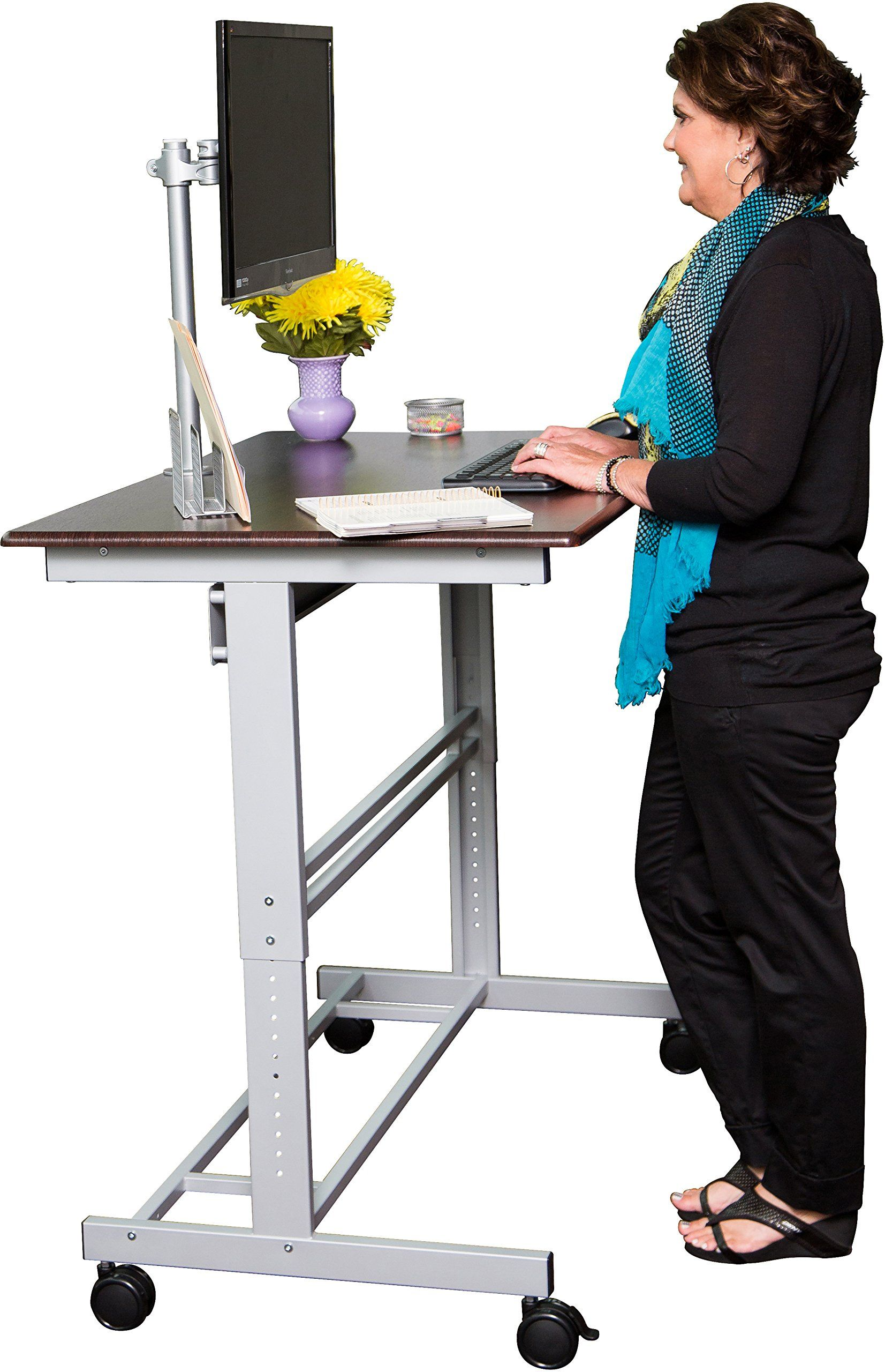Robot Check Adjustable Height Stand Stand Up Desk Best