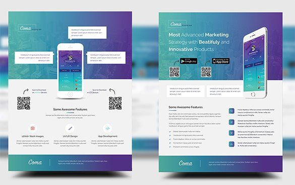 20 awesome examples of attractive flyer design flyer design
