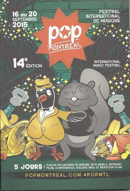 Culture Plus: 14th POP Montreal