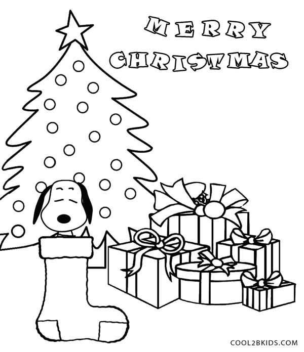 Snoopy Christmas Coloring Pages | clipart & coloring christmas ...