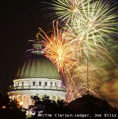 Mississippi State Capitol; Jackson, Mississippi