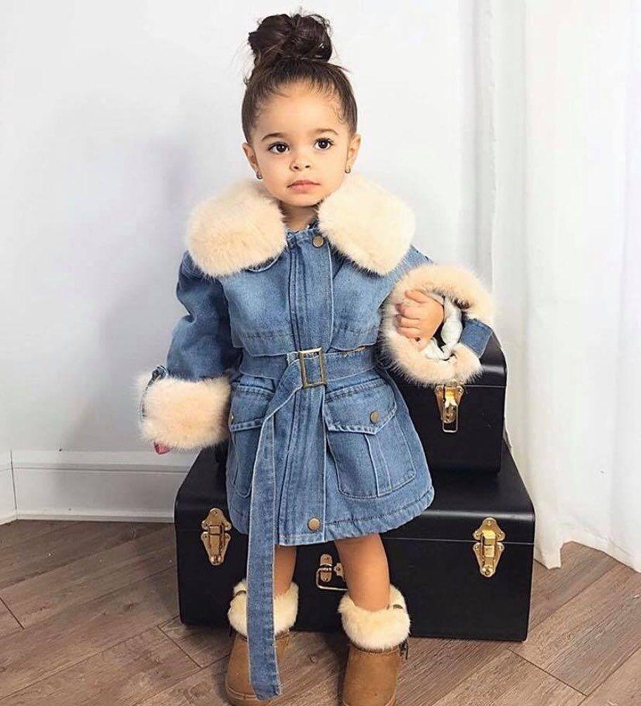 """Fashion Style on Instagram: """"#littlefashionista"""