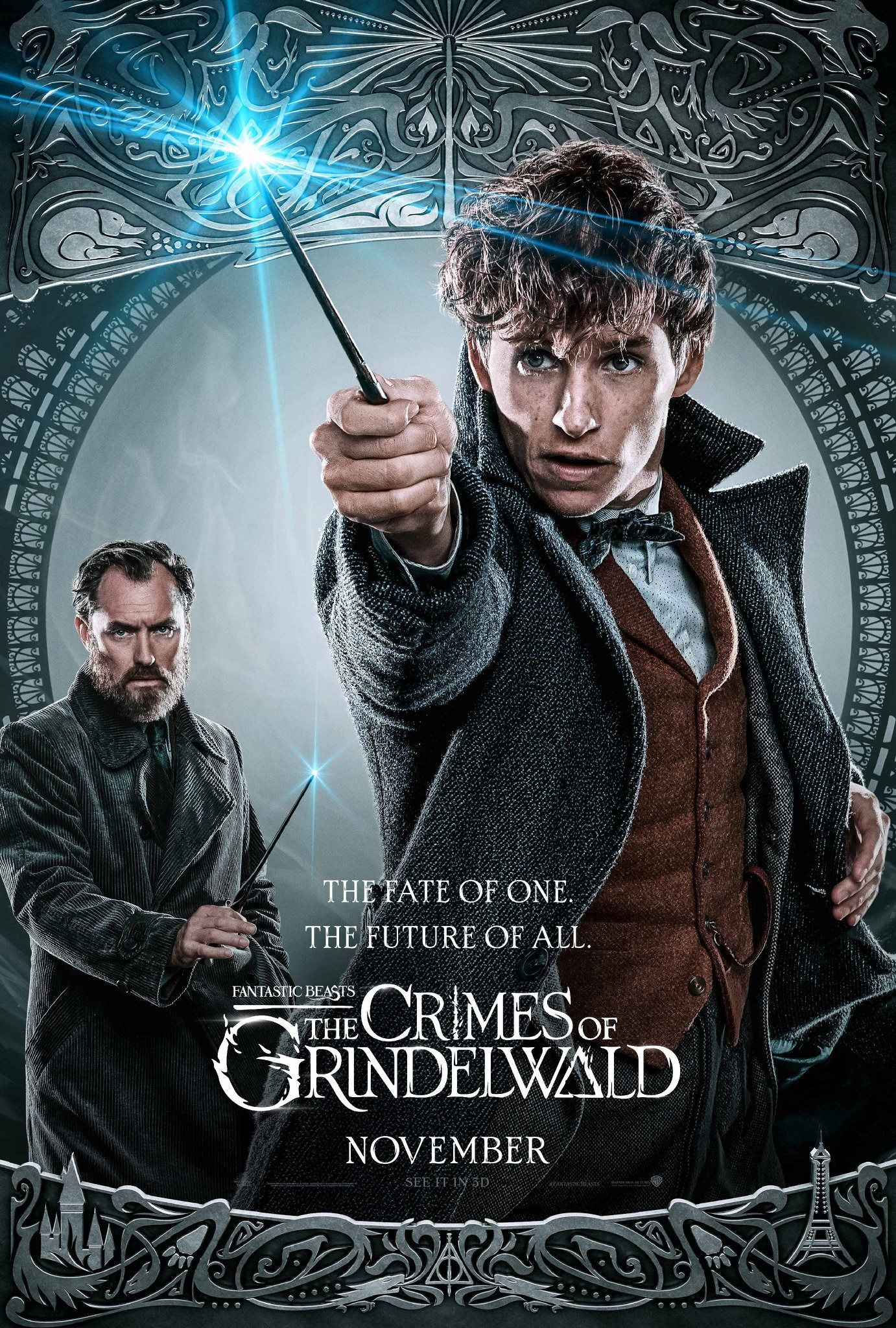 Fantastic Beasts: The Crimes of Grindelwald (2018) (2160p BluRay