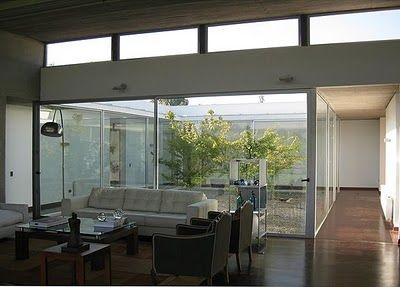 Patios interiores patios interiores pinterest patio for Vivienda interior