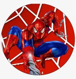 человек паук круглая картинка: 7 тыс изображений найдено в ...