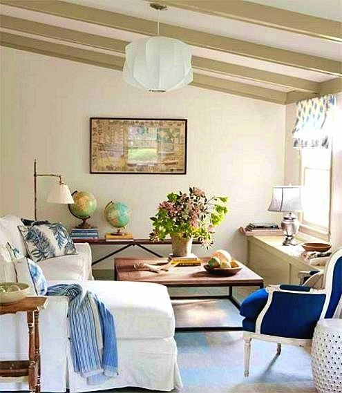 Good And Simple Living Room Decoration  #coastallivingrooms