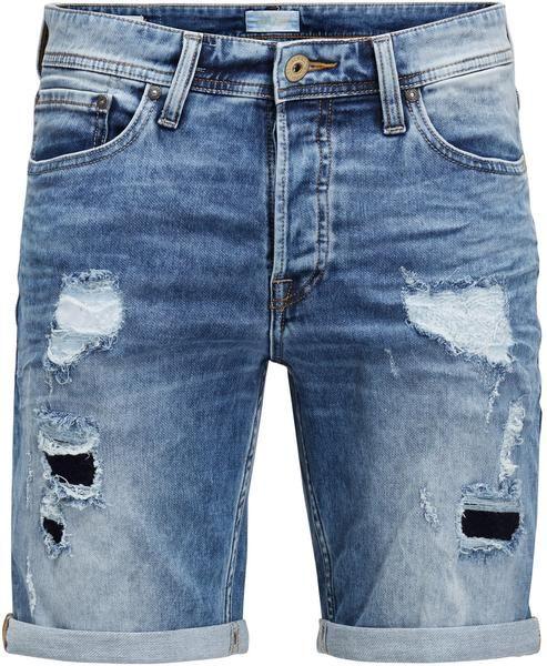 skate shoes wholesale price reduced JACK & JONES Jeansshorts 'RICK ORIGINAL SH. AM 301' in Blue ...