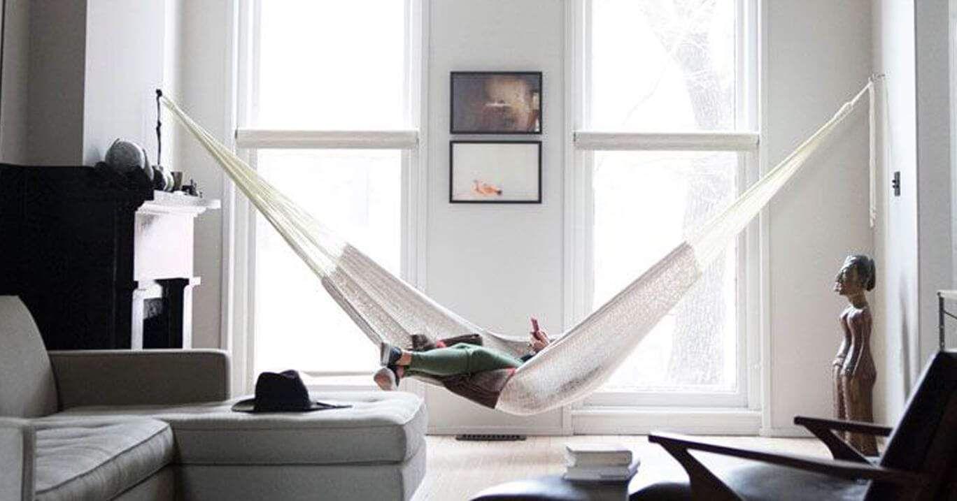 Google Image Result For Https Cdn Shopify Com S Files 1 0167 0460 Articles Interior Exterior Hammock Decor Ideas 3822 Living Room Hammock Indoor Hammock Home