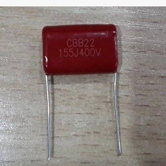 100pcs Cbb Polypropylene Film Capacitor 400v 155j 1 5uf Affiliate Capacitor Utensil