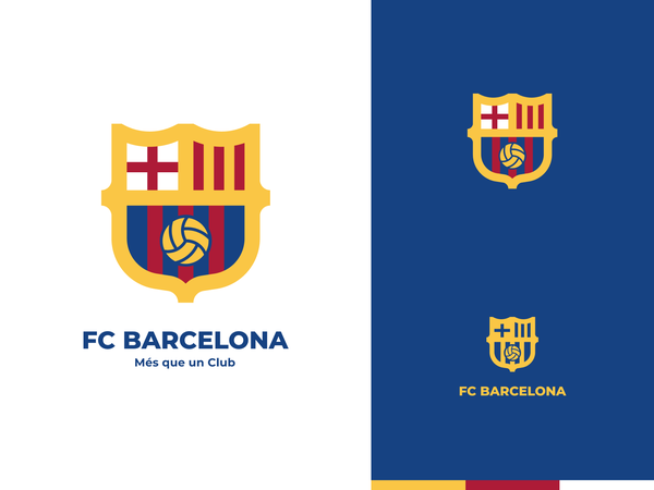 Football App Fcb Logo Football App Mes Que Un Club