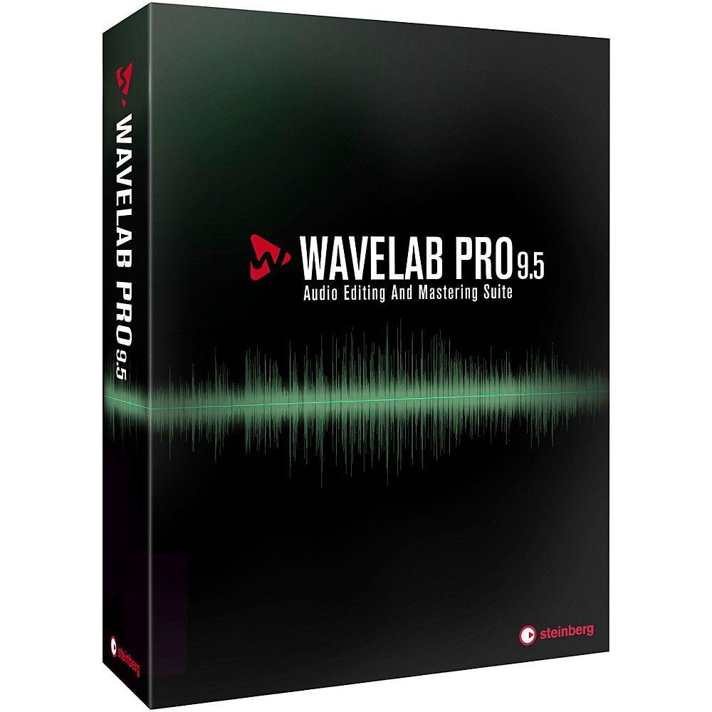 Steinberg wavelab pro 95 music software batch
