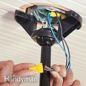 How To Install Ceiling Fans Ceiling Fan Ceiling Fan Wiring Ceiling