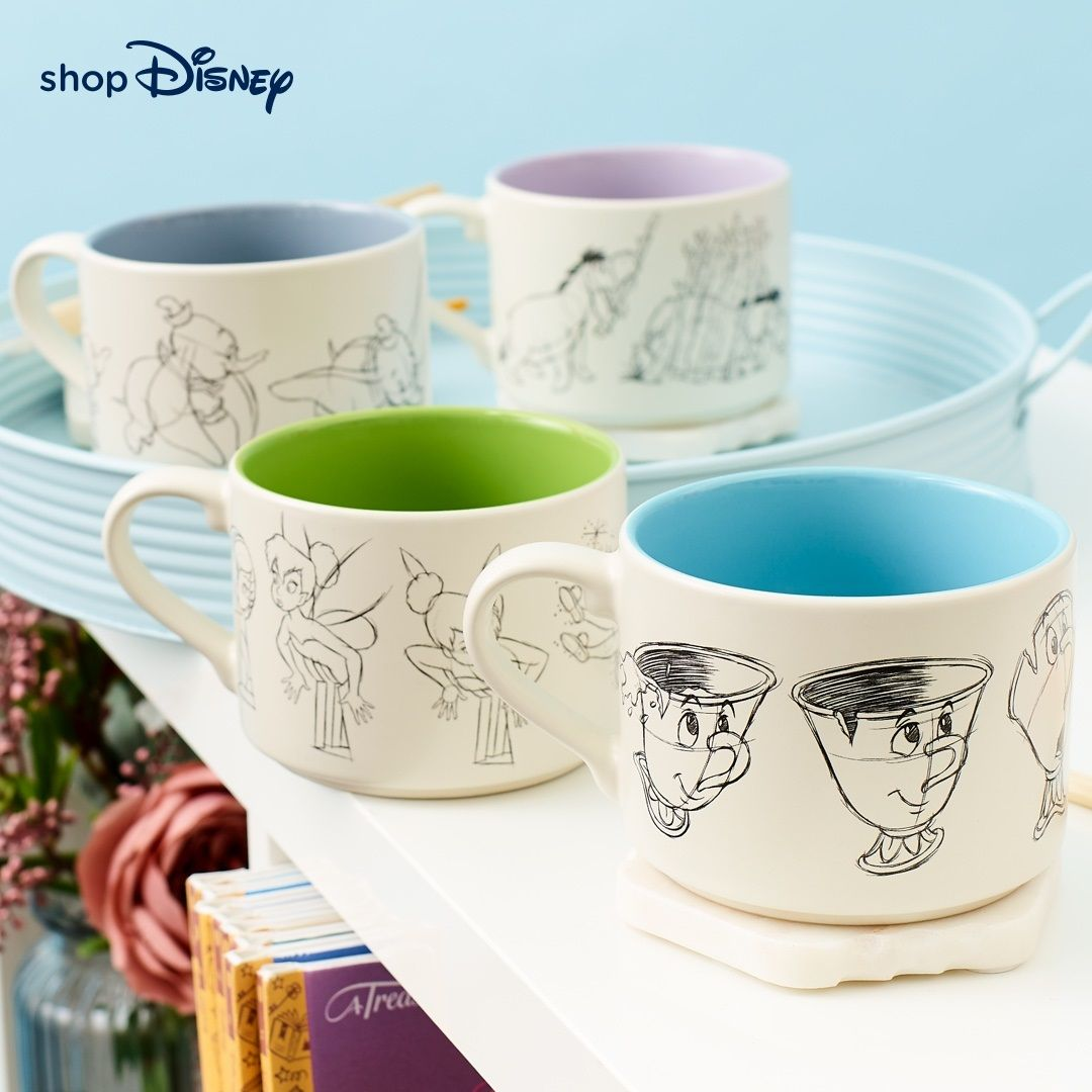 Homeware - Mugs, Ornaments & Wallpaper | shopDisney