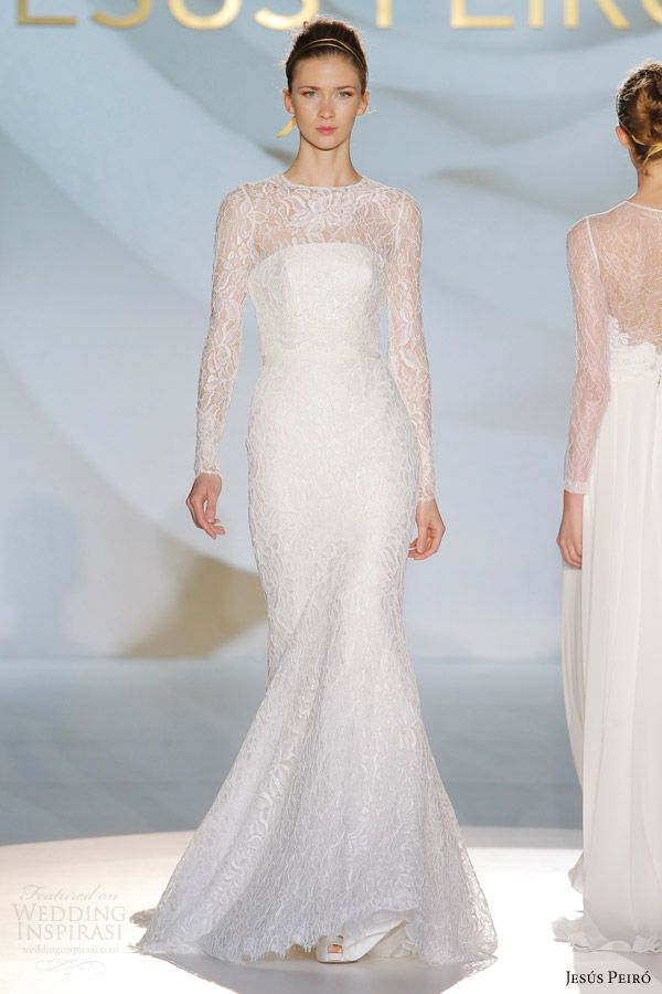 Jesús Peiró 2015 Wedding Dresses — Perfume Bridal Collection ...