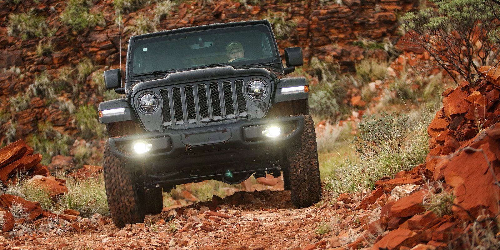 2018 Wrangler In The Australian Outback Q A With Off Road Boss Bernie Trautmann Wrangler Jeep Jl Wrangler Jl