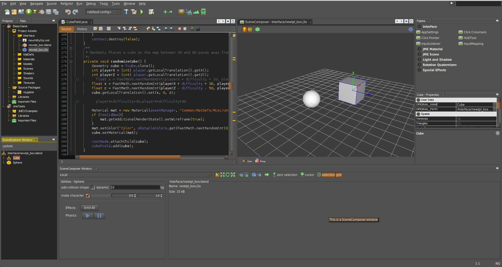 Game engine/API for Java. Linux, Mac, Windows. Game