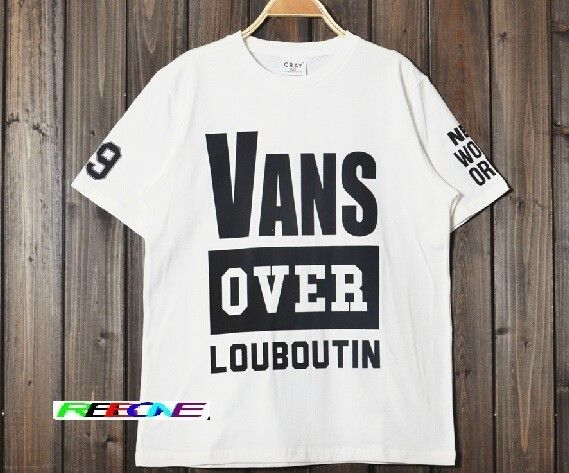 vans t shirt aliexpress