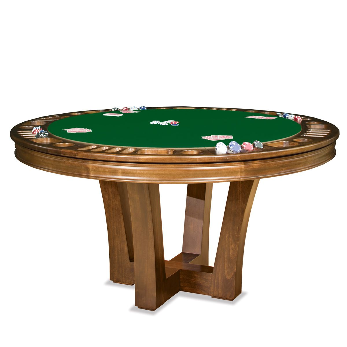 Loft Reversible Top Game Table Poker Table Table Games Game Room
