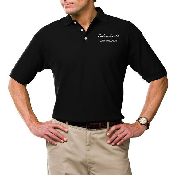 Send Us Your Shirts For Embroidery Choice Of Font And Color Selection Perfect A New Business Or Custom Shirt Requests
