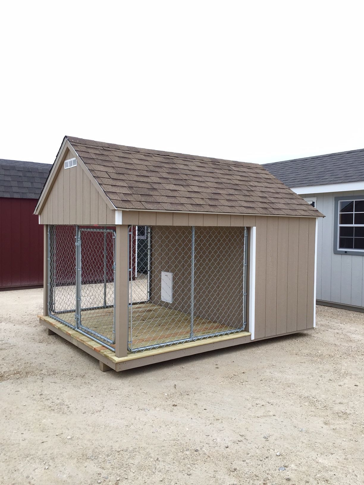 8x10 Dog Kennel For Sale In 2020 Dog Kennel Dog Kennels For Sale Kennels For Sale