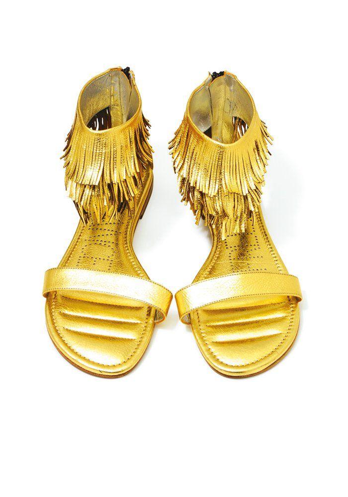 50 paires de sandales plates pour flâner cet été   Mode   Pinterest ... 9b4d588d101c