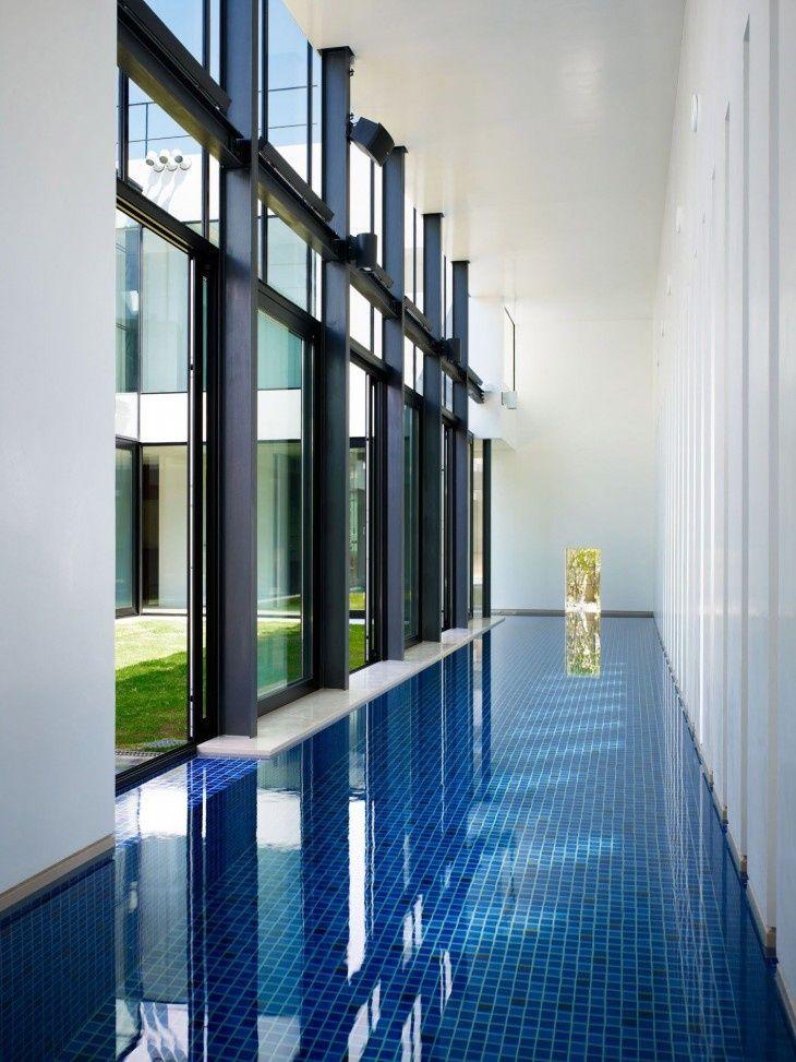 Magnificent Indoor Pools For Your Eyes Indoor Pool House Indoor Outdoor Pool Indoor Pool