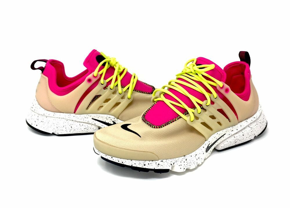 f2286a047150f Nike Air Presto Ultra SI Womens Mushroom/ Deadly Pink-Black 917694 ...