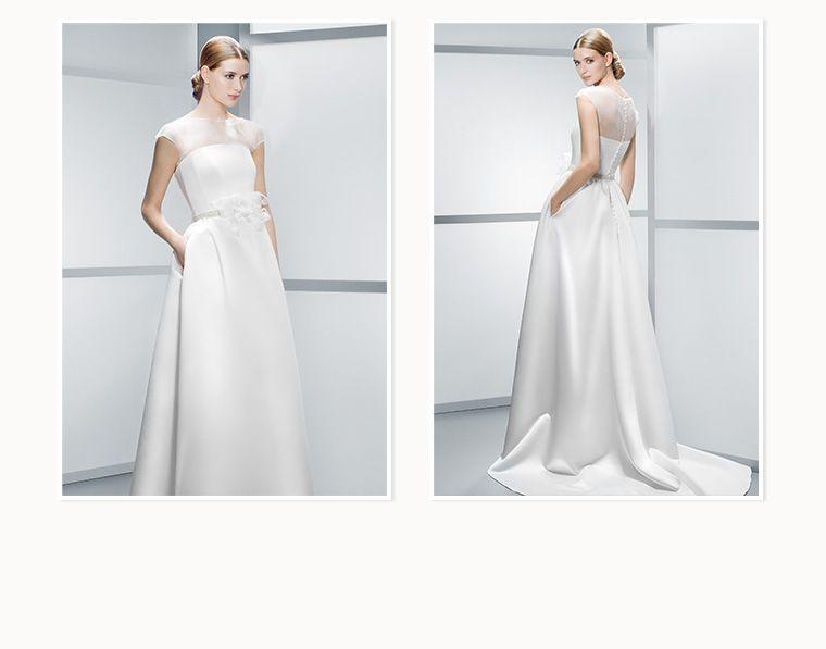 Nordstrom.com - Jesus Peiro Collection Wedding Dress Lookbook