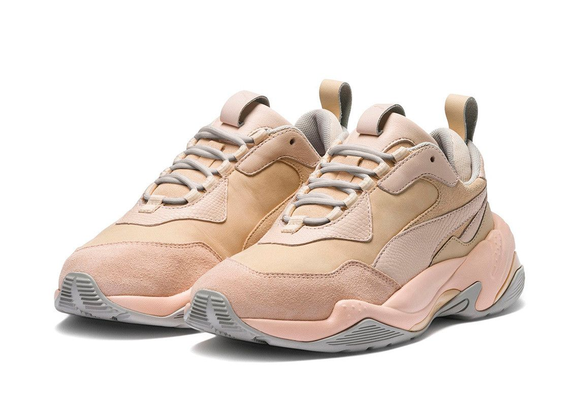 Puma Previews Super Pretty Thunder Desert Silhouette