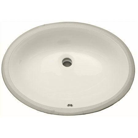 View The Proflo Pf1915u 19 Undermount Oval Bathroom Sink At