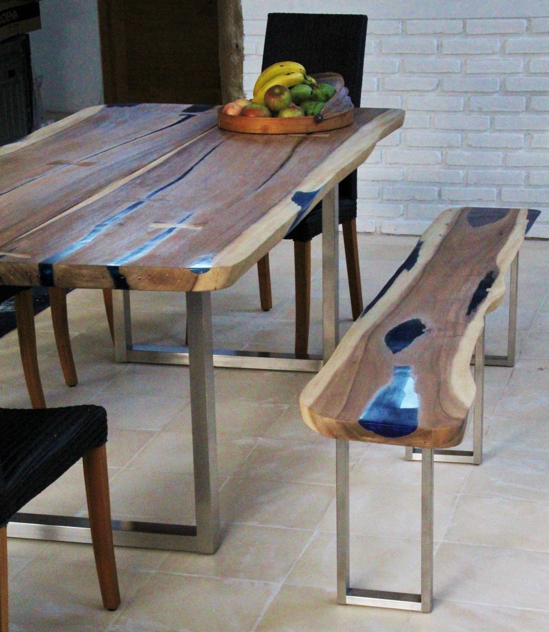 Table Ronde Pour Cuisine Plateau En Bois Naturel Table Ronde Bois Table Renove Table Ronde Cuisine