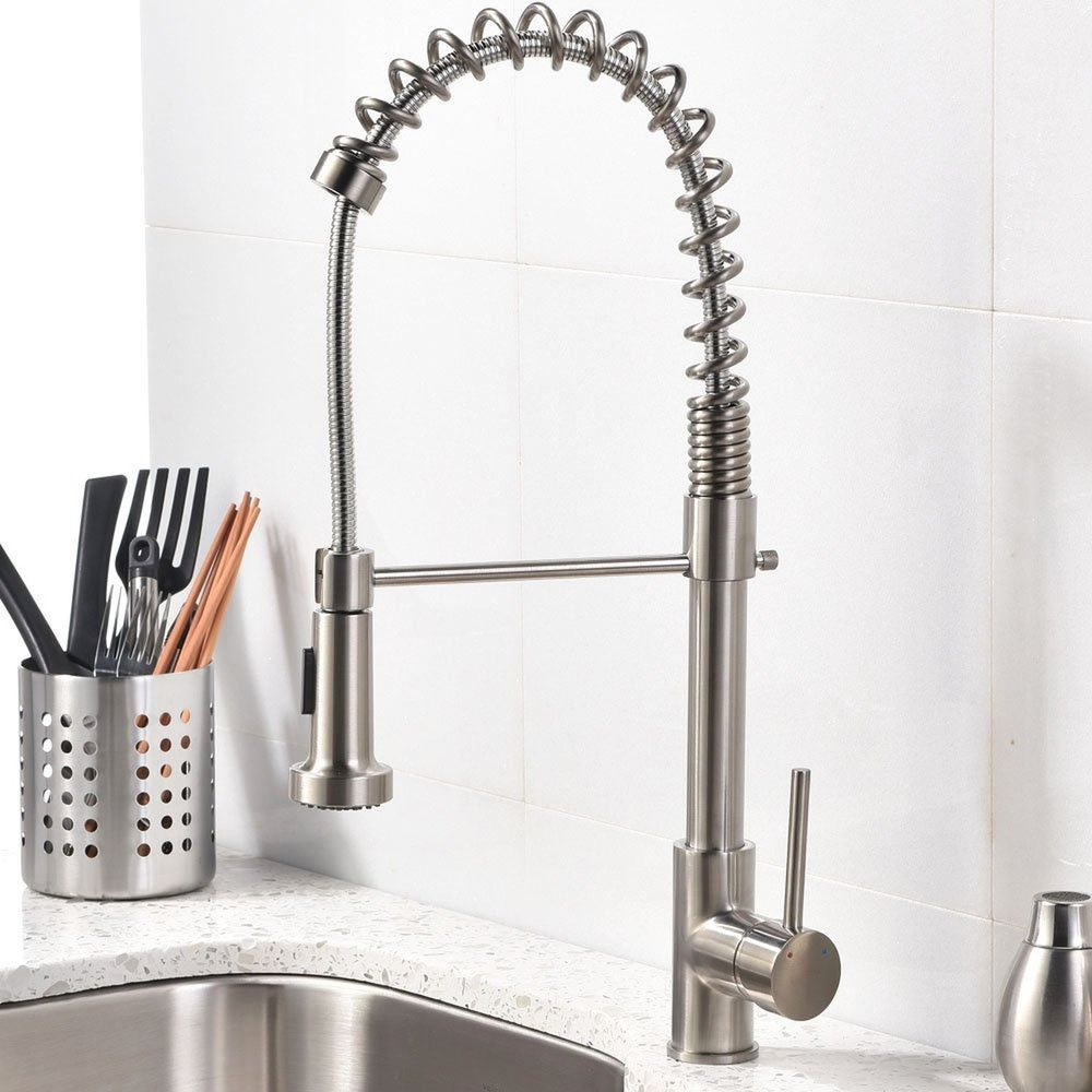 Best Modern Commercial Brushed Nickel Stainless Steel Pull