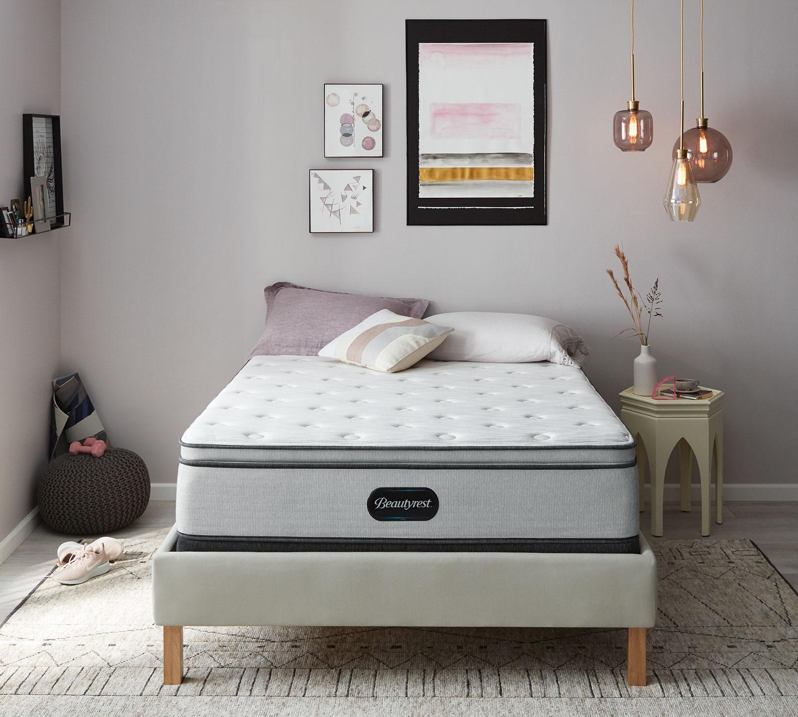 Beautyrest BR800 13.5 Medium Pillow Top Mattress