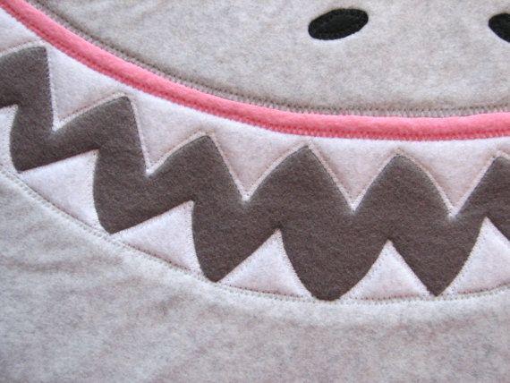 Almohada de tiburón