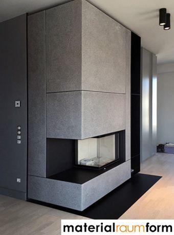 Wir Fertigen Ihren Kamin Individuell An. Bestimmen Sie Form, Farbe Und  Material. Für Ein Hochwertiges Interieur. Für Schöne Wärme.