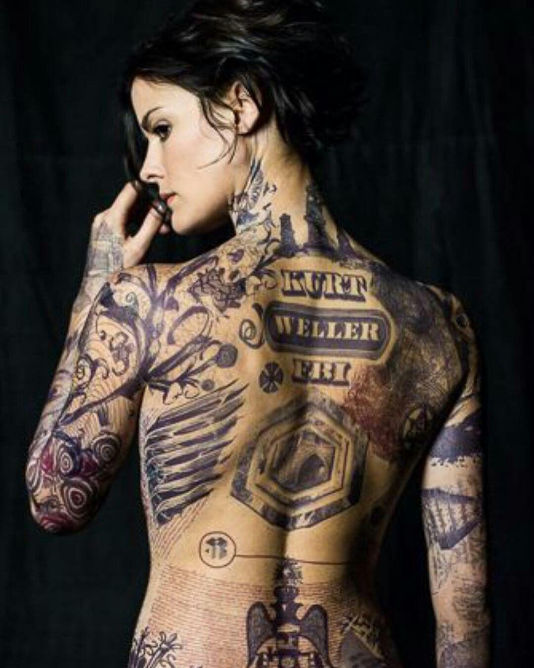 Vagina tattoos pics