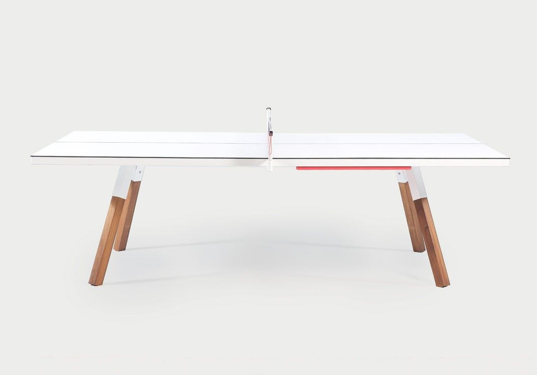 Ping Pong Table And Large Dining Table Conference
