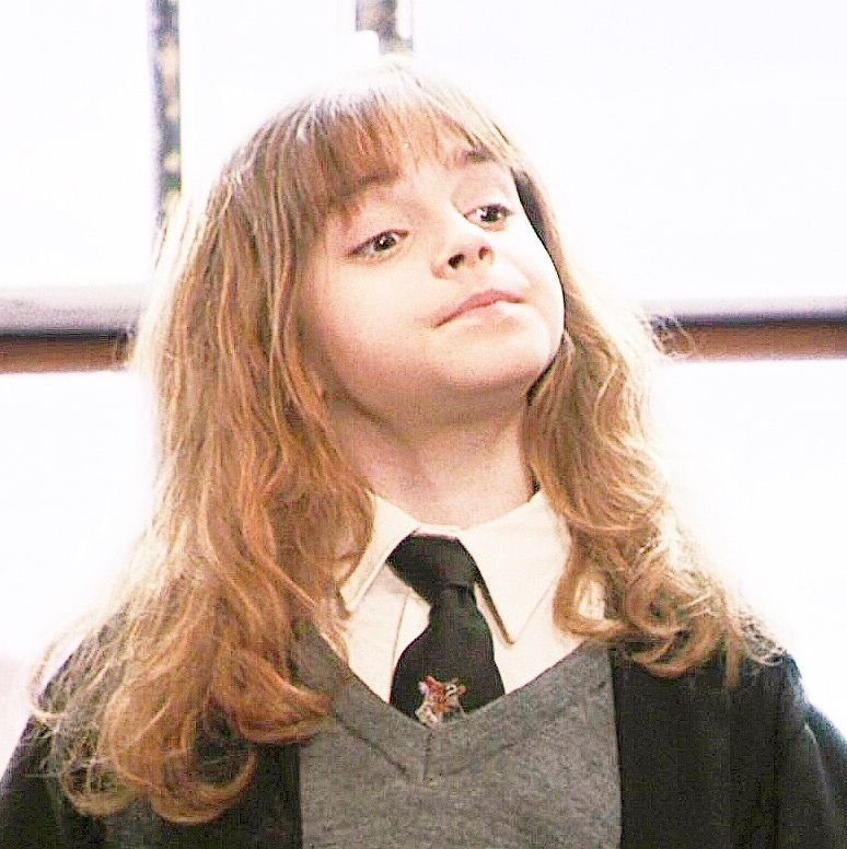 I'm Hermione Granger....and you are?